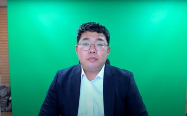 BJ오메킴./사진=유튜브 영상 캡처