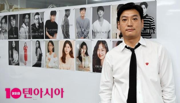 김종진 커즈나인 엔터테인먼트 대표./ 사진=조준원 기자