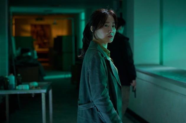영화 '방법:재차의' 엄지원 / 사진제공=CJ ENM, 클라이맥스 스튜디오
