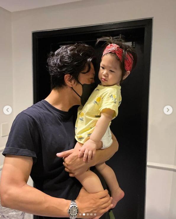 양미라, 아빠 그만 좀 하고 출근하세요...행복한 가정[TEN★]