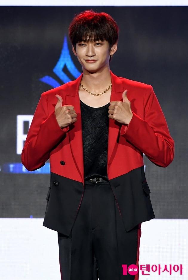 [TEN 포토] 오메가엑스 태동 '우리가 최고'