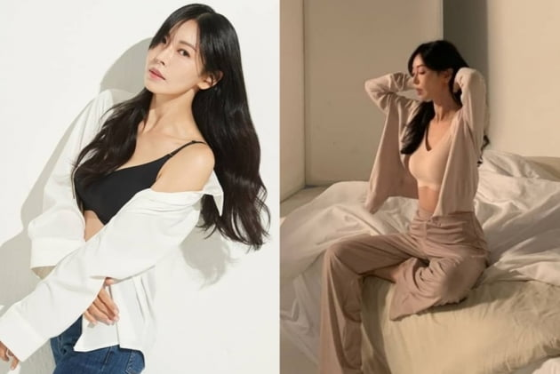 배우 김소연./ 사진=인스타그램
