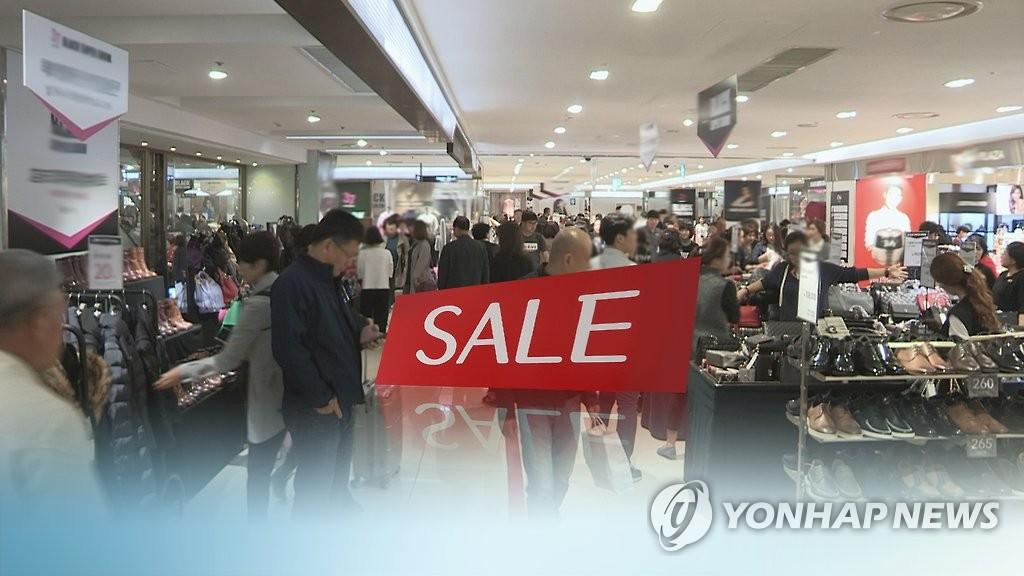 [주말N쇼핑] 백화점은 의류, 온라인몰은 캠핑용품 할인