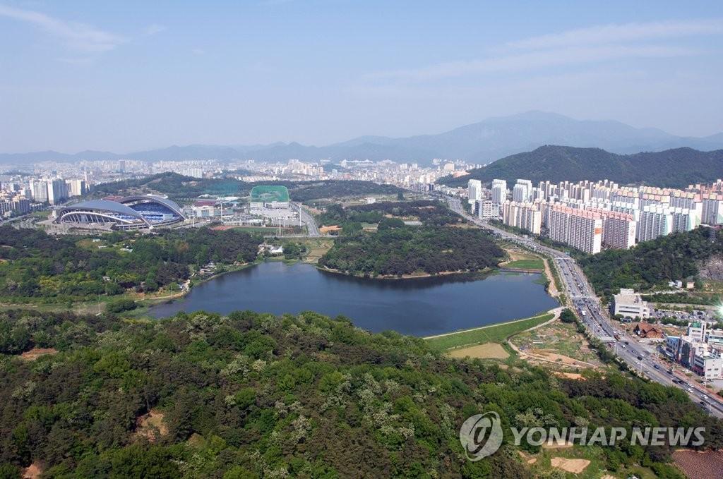 광주 중앙공원 특례사업 조정안 마련…후분양·평당 1천870만원