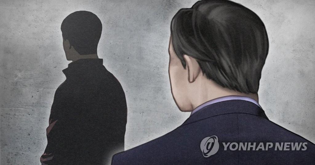 남성 부하 성추행 혐의로 조폭 두목 출신 70대 입건