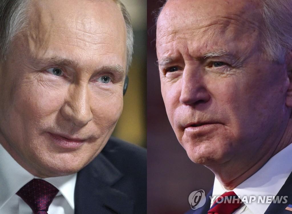 """푸틴 """"못생기면 거울 보고 화내지 말란 말 있다"""" 미국에 역공"""