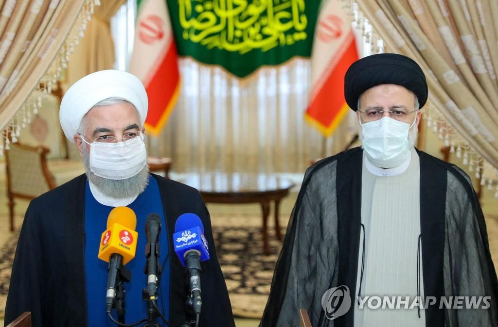 이란 대선 강경보수 후보 라이시 압도적 표차로 당선(종합2보)