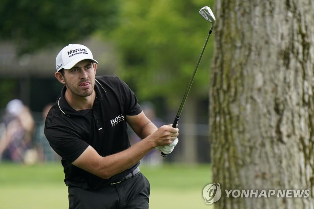 캔틀레이·람, PGA 메모리얼 토너먼트 2R 공동 1위…강성훈 21위