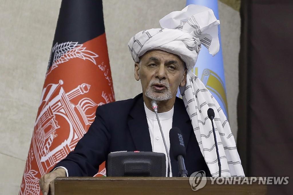 백악관 찾는 세 번째 정상은 아프간 대통령…25일 방문