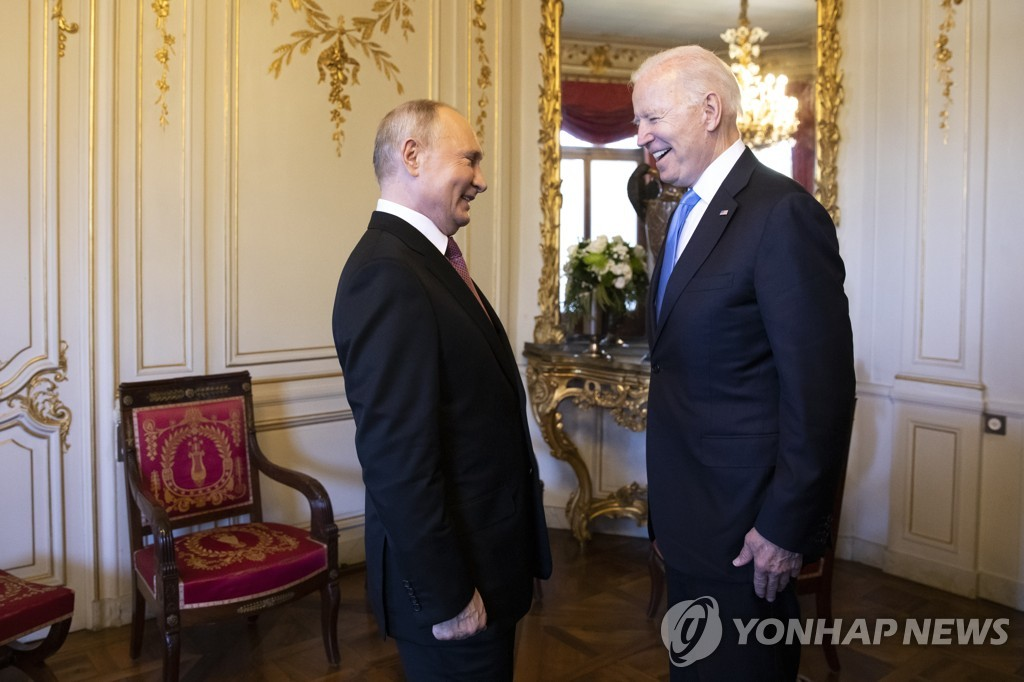 [특파원시선] 바이든의 그레이트 게임과 '한국의 키신저'