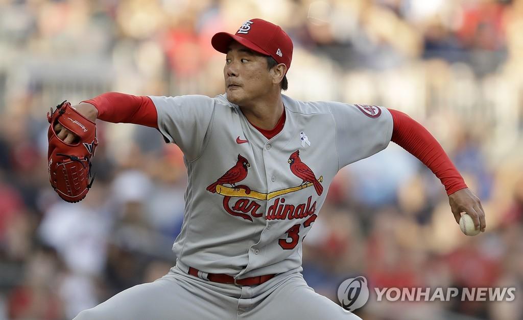 '11번째 2승 도전' 김광현, 7월 1일 최약체 애리조나전 출격