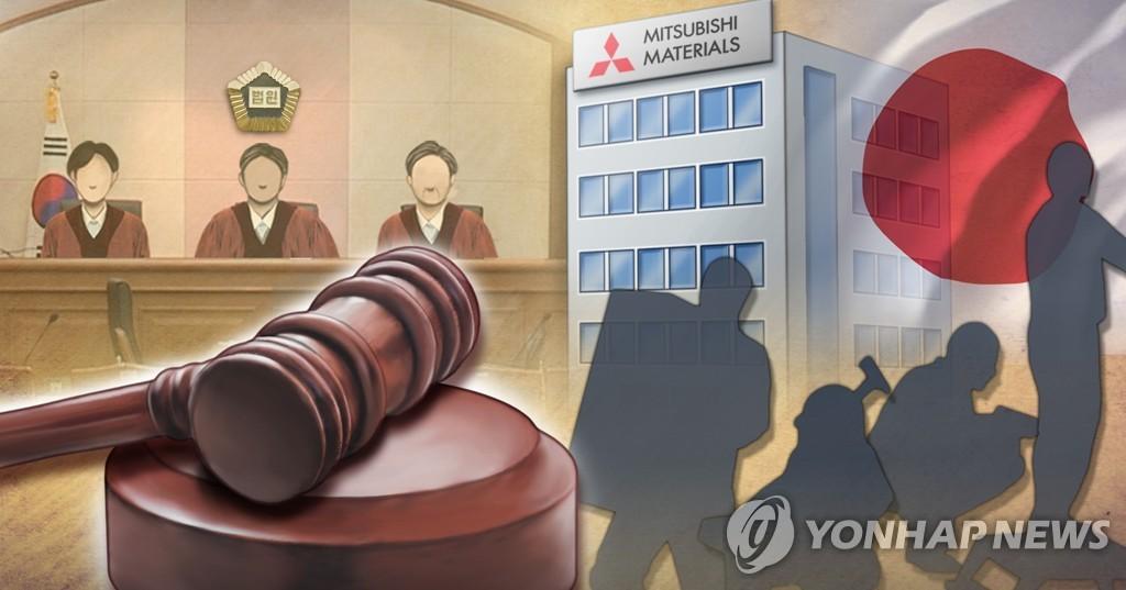 日미쓰비시, 강제노역 손배소에 '각하 판결문' 제출