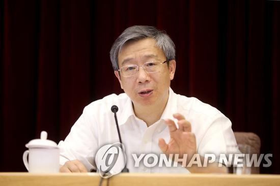 中인민은행 통화정책회의서 '외부충격 방지' 새 언급