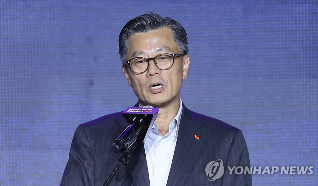 SK 조대식 이번주 첫 공판…최신원 재판과 합치나