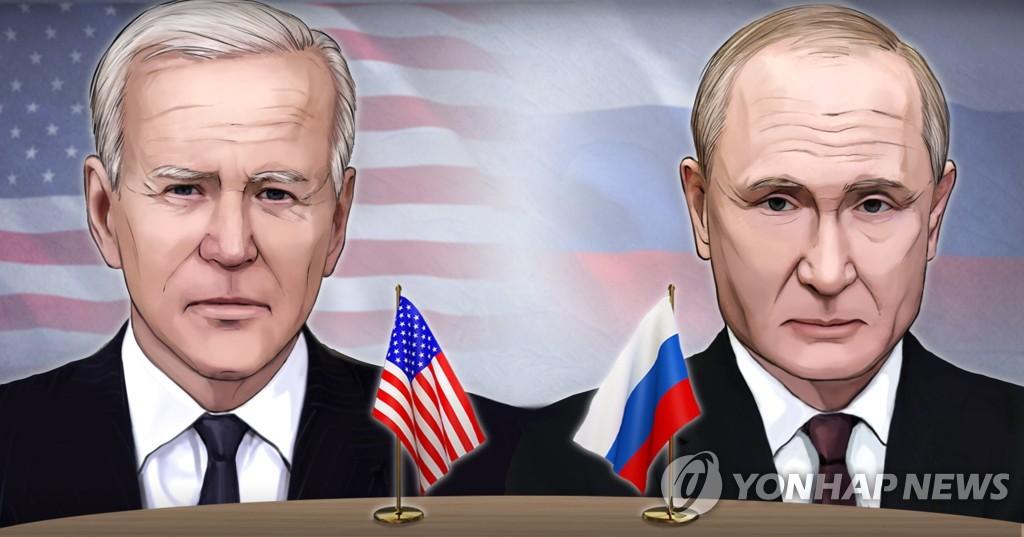'지각 대장' 푸틴, 바이든과 제네바 회담서는 시간 지킬까