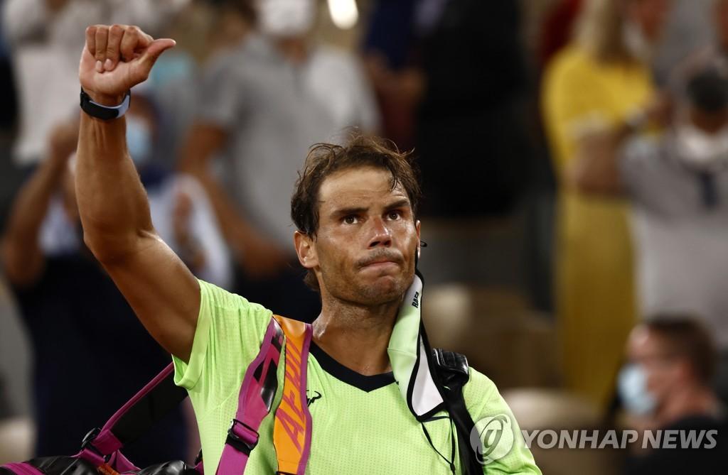 나달에 팀까지…남자 테니스 스타들, 잇따라 올림픽 불참
