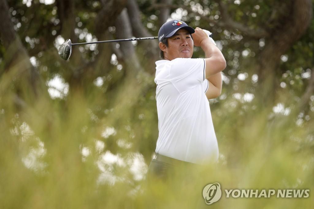 안병훈, PGA 투어 팰머토 챔피언십 1R 공동 7위…선두와 3타 차
