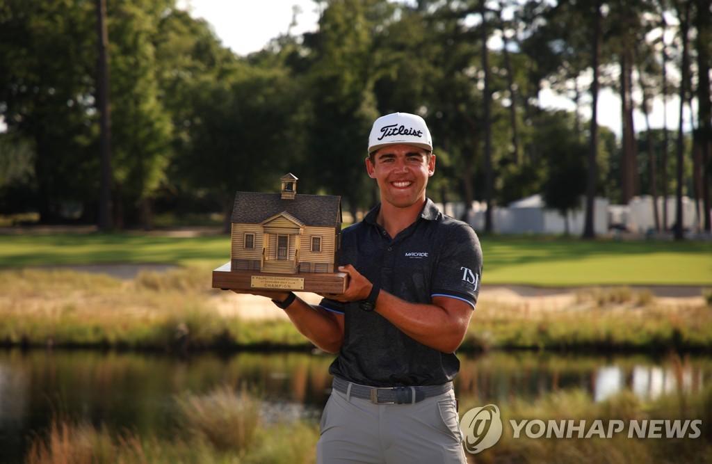 [고침] 스포츠(22세 히고, 2번째로 출전한 PGA투어 대회서…)