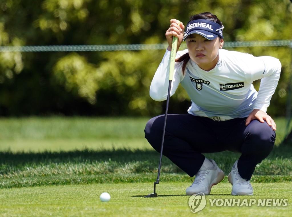 유소연, LPGA 투어 메디힐 챔피언십 3위…카스트렌 우승