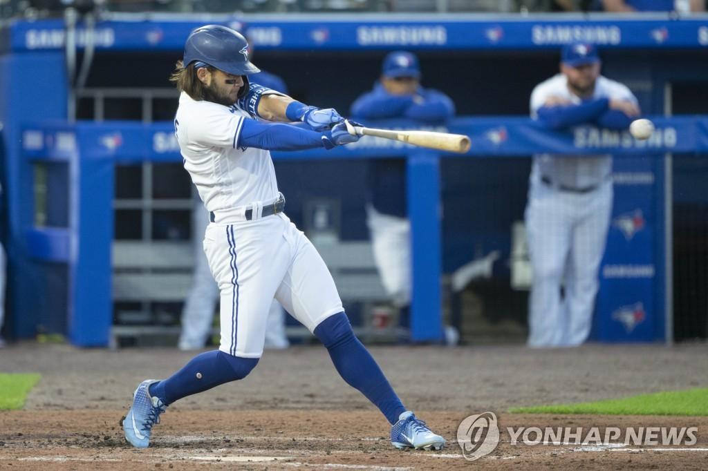 류현진, 홈런 2개 맞고도 QS…불펜 난조로 시즌 6승 달성 실패(종합2보)