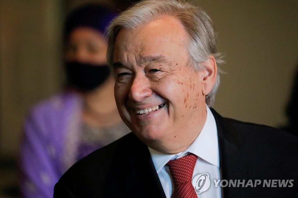쿠데타 넉달만에…유엔총회, 미얀마 무기금수 촉구 결의안 채택(종합)