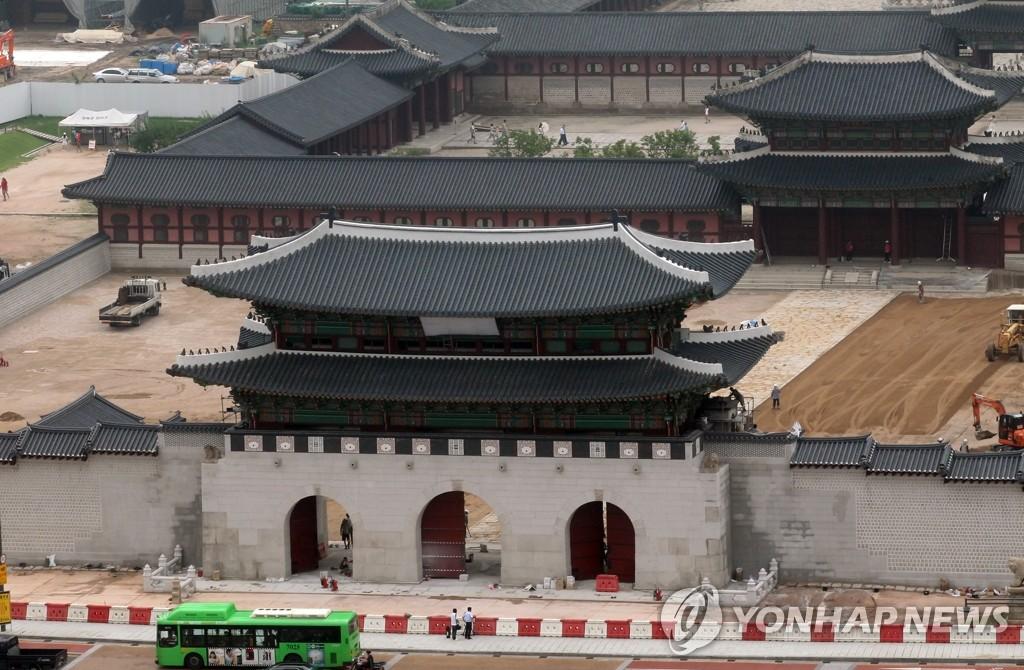 경복궁 복원 30년…일제가 훼손한 '조선의 상징'을 되찾다