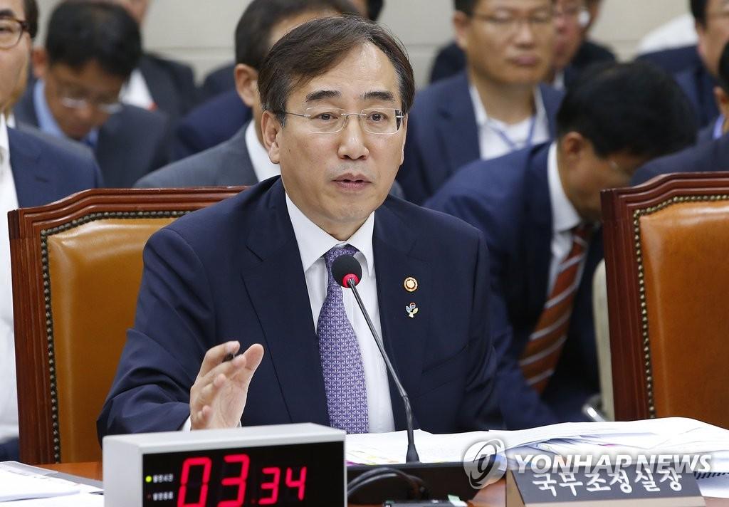 이석준 전 국조실장, 尹 캠프 합류…정책분야 총괄할듯(종합)
