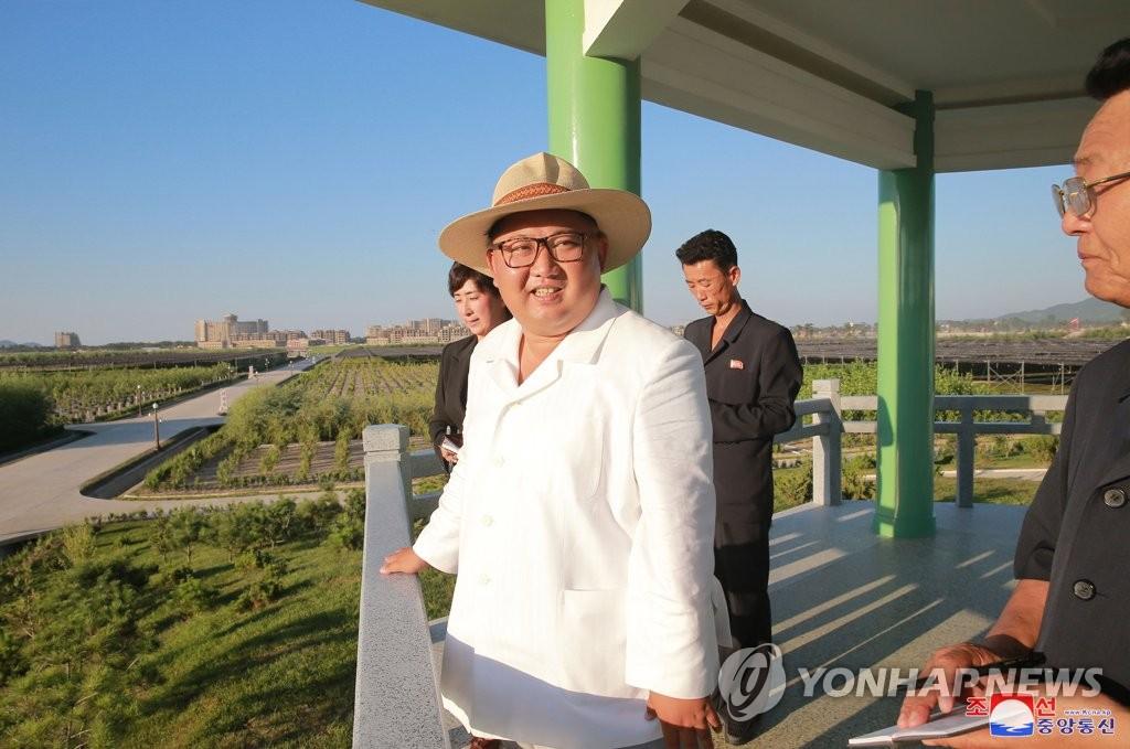 북한, '사막화 방지의 날' 맞아 치산치수 강조…환경보호법 개정