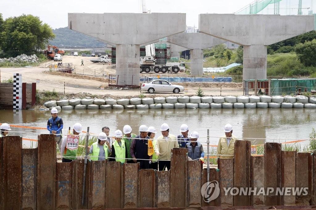 대구환경청 장마철 대비 환경시설 집중 점검