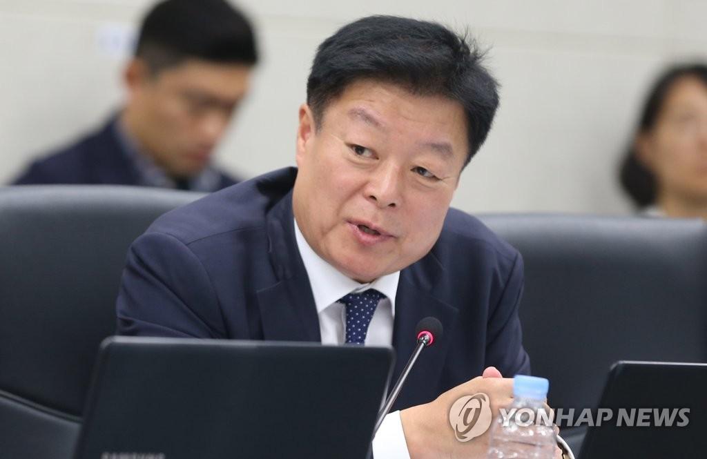 이규희 민주당 전 의원 파기환송심서 공직선거법 위반 무죄