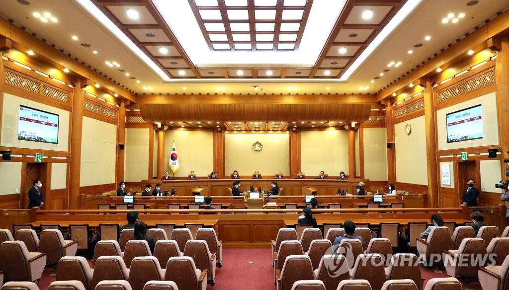 '법인의 안경업소 개설 금지' 조항…가까스로 합헌