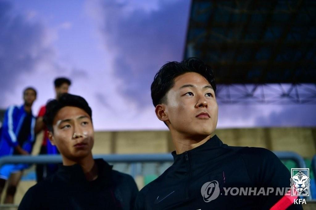 이강인 포함 김학범호 2차 훈련명단 발표…이승우·백승호 제외