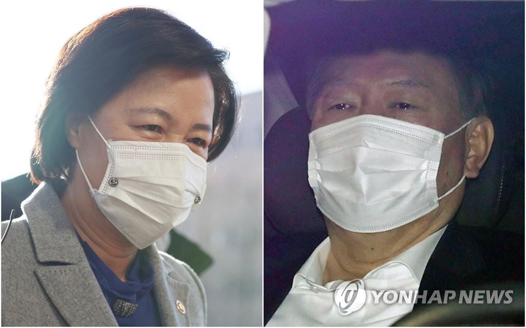헌재, 윤석열 '검사징계법 헌법소원' 24일 선고