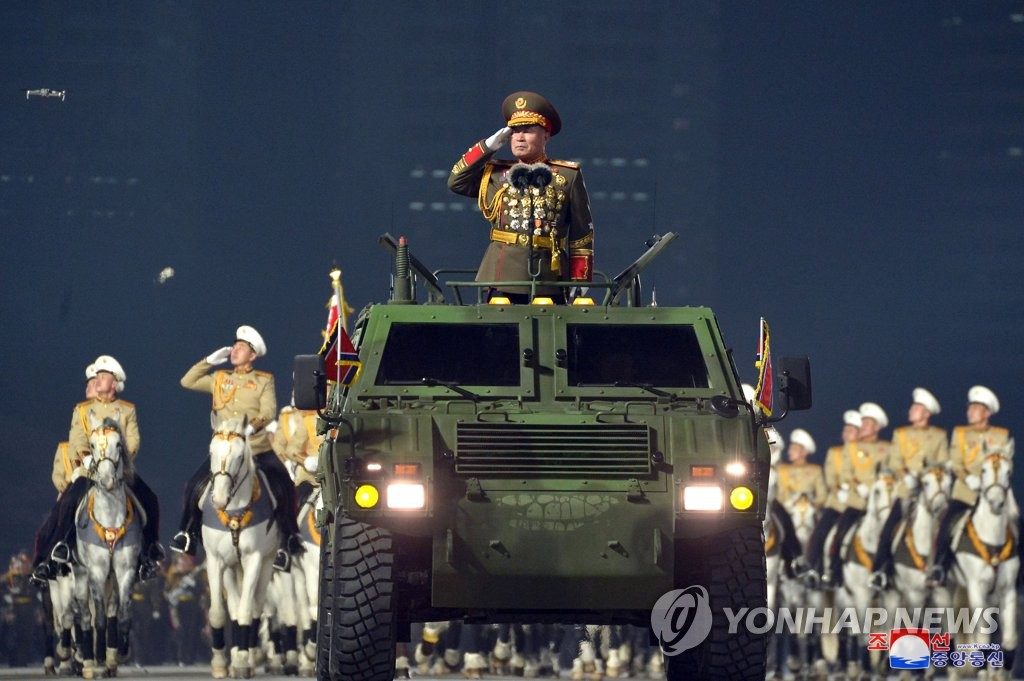 """""""북한, GDP 대비 군사비 지출 '세계 1위'…평화지수 최하위권"""""""