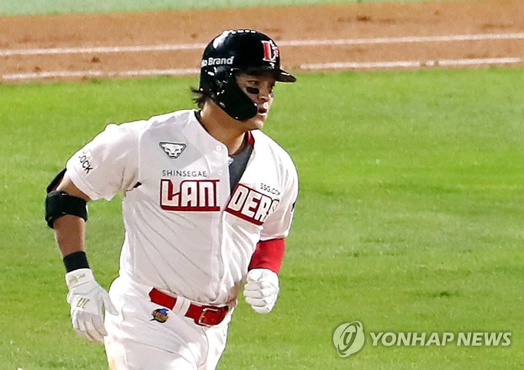 SSG 추신수, 24일·15경기 만에 홈런포…시즌 9호