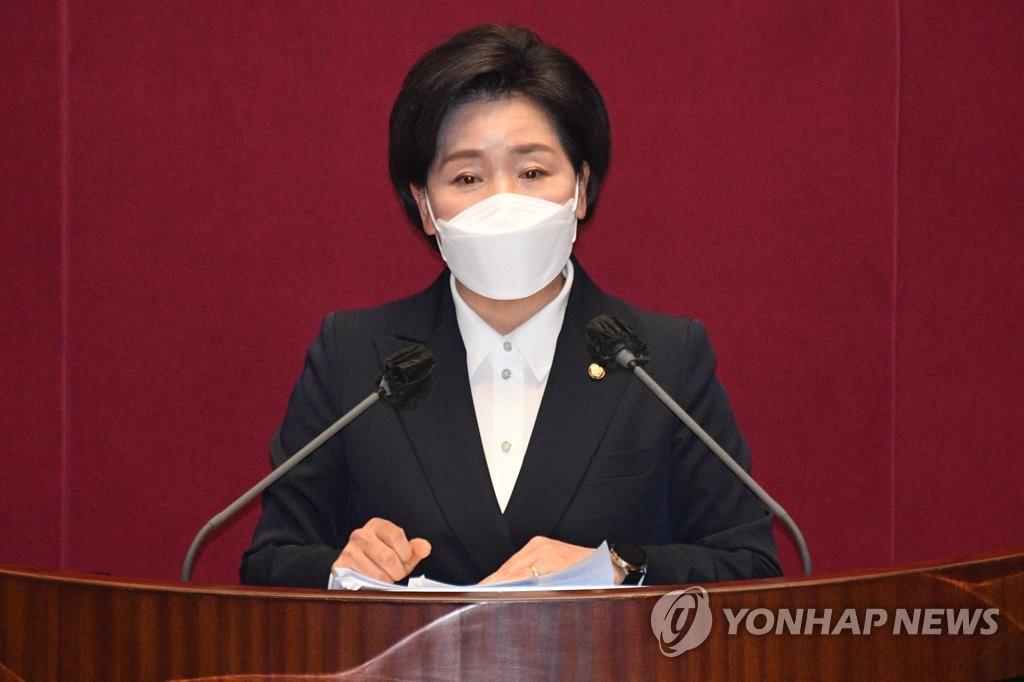 """與, '양향자 지역사무실' 성폭행 의혹에 """"사죄…엄중조치""""(종합)"""