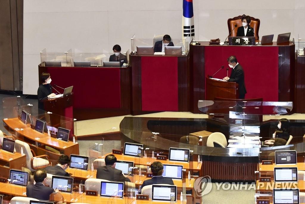 국회, 오늘 대정부질문…북한 해킹·女중사 사건 쟁점