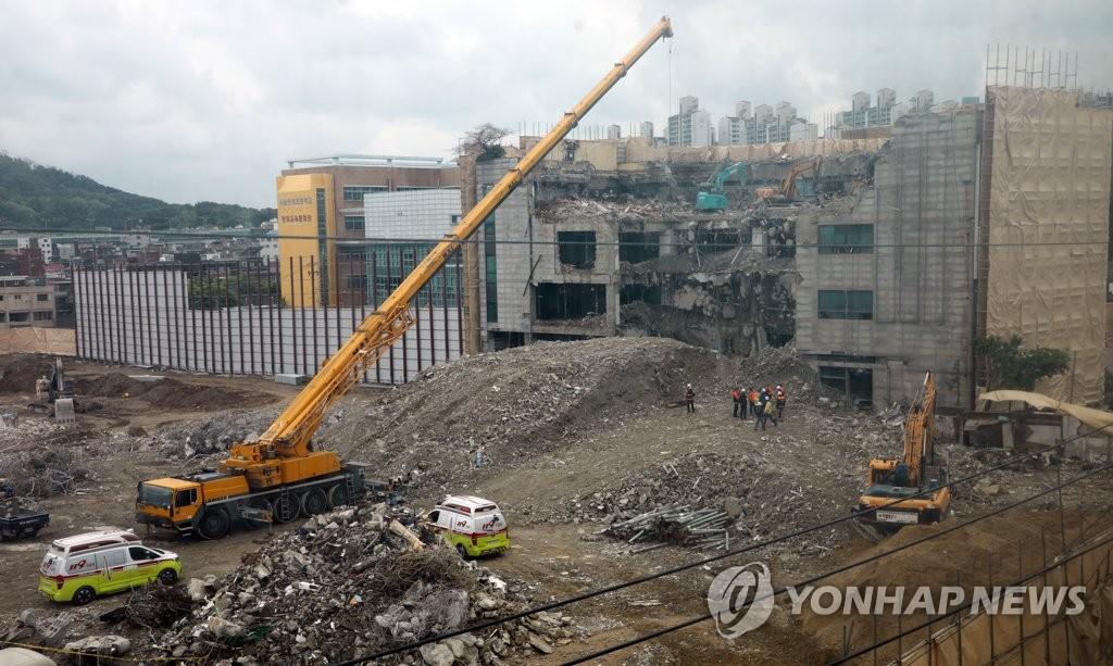 서울시, 재개발·재건축 철거현장 16곳 실태점검