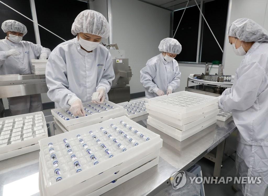 러시아 1회 접종 코로나19 백신도 국내서 생산 추진