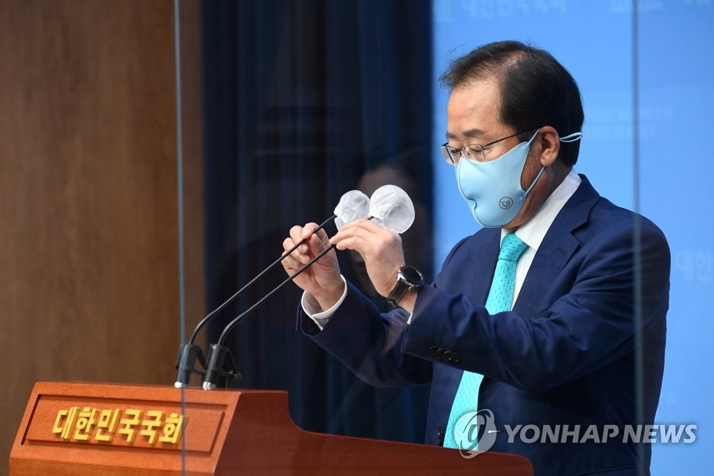 '강경보수' 홍준표의 귀향…野 통합에 촉매제? 리스크?