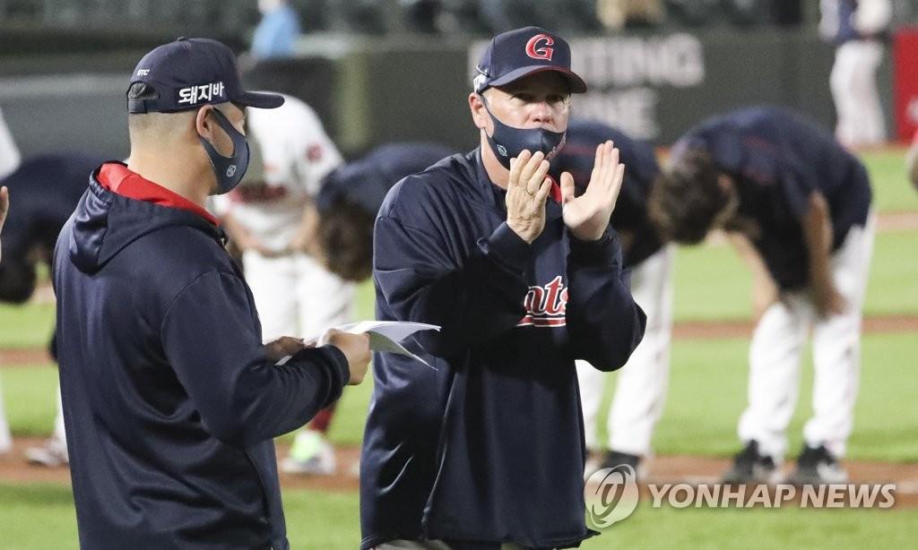 '신인왕 후보' 이의리, 5이닝 1실점…한화 상대로만 시즌 2승(종합2보)