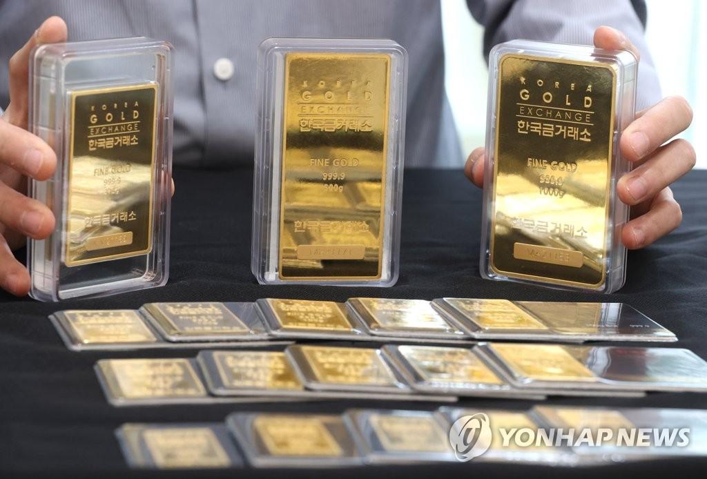 미 조기 금리인상 예고에 원자재가 급락…금 4.7%↓·은 7%↓