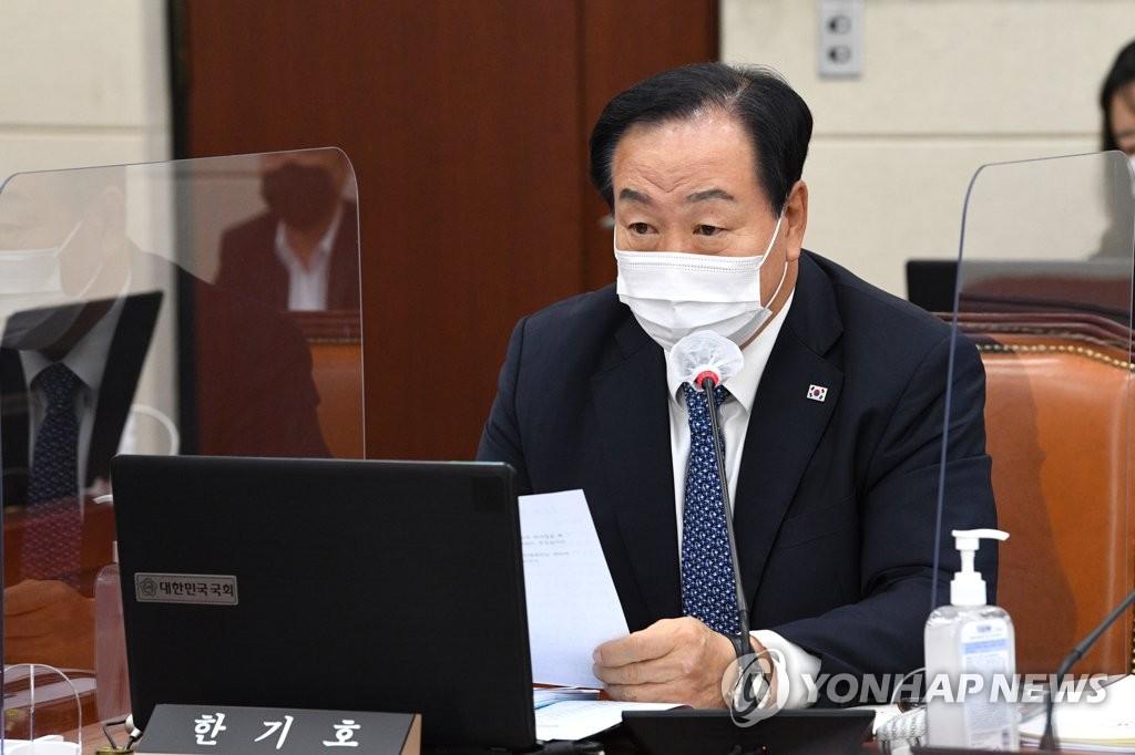 국민의힘 사무총장에 한기호·정책위의장에 김도읍 내정