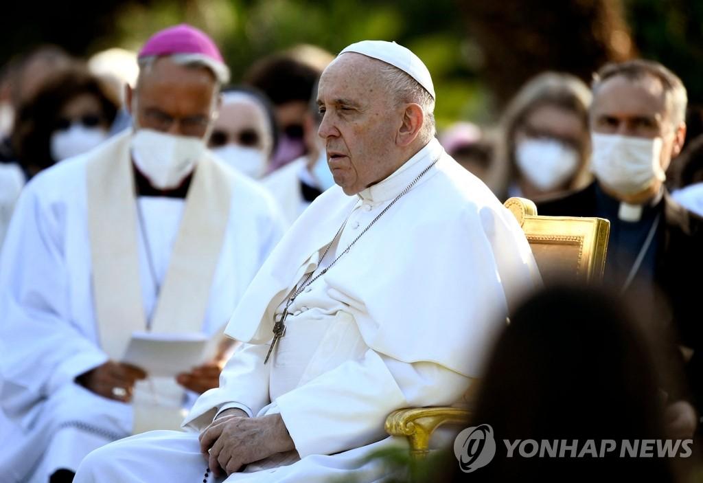 교황, 28일 블링컨 미국 국무장관 접견…대미관계 복원 수순