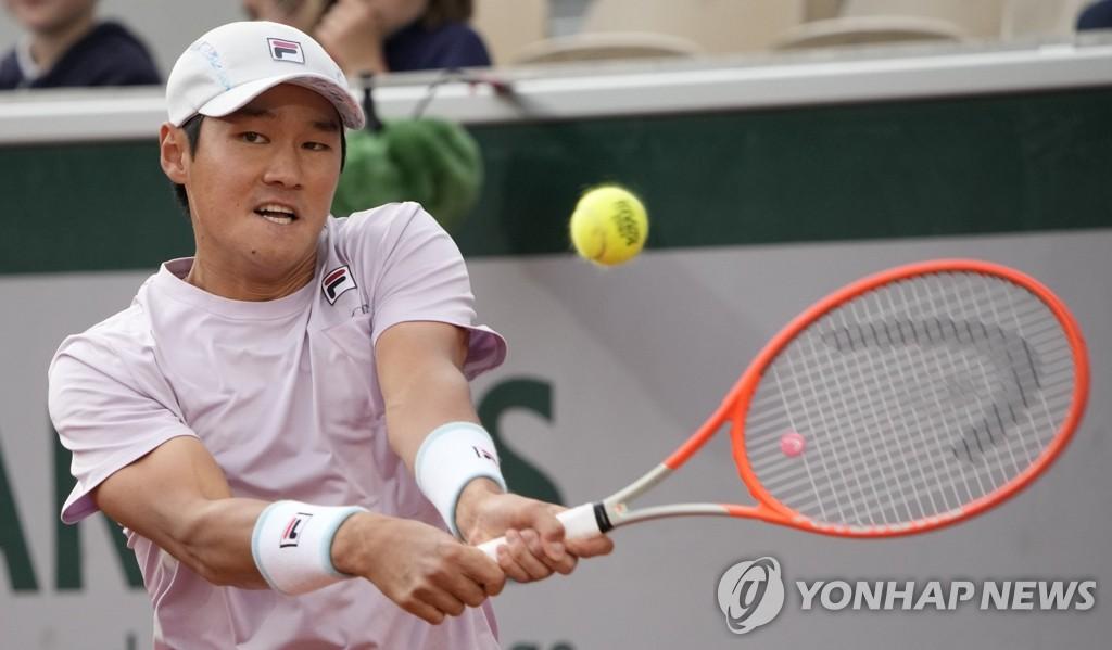 테니스 권순우, 6명 더 포기하면 도쿄 올림픽 출전권 획득