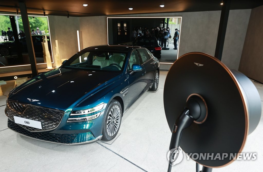 """""""아이오닉 5 잡아라""""…하반기 전기차 신모델 쏟아진다"""