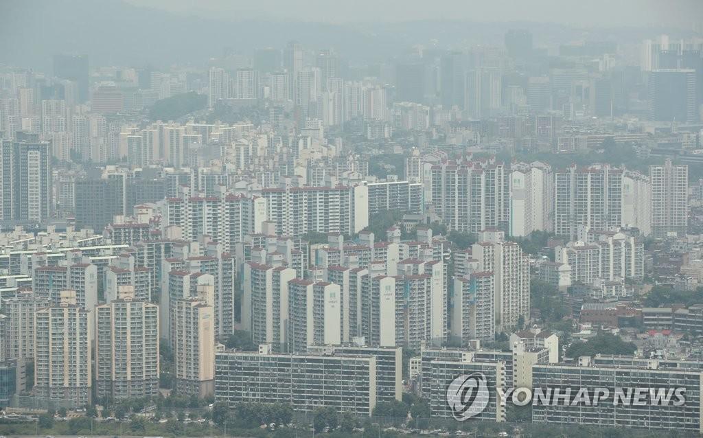 수도권 아파트 매수심리 3주 연속 강해져…서울은 소폭 꺾여
