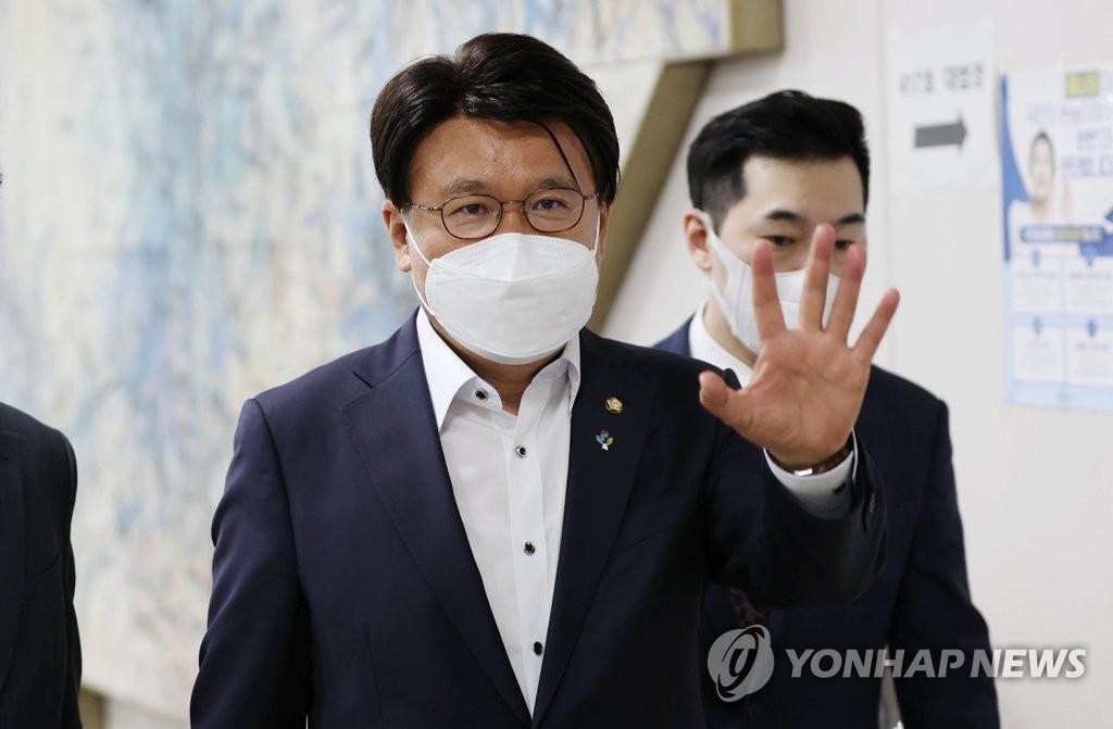 """황운하, '악연' 김기현 수사 촉구…국힘 """"참담·황당"""""""