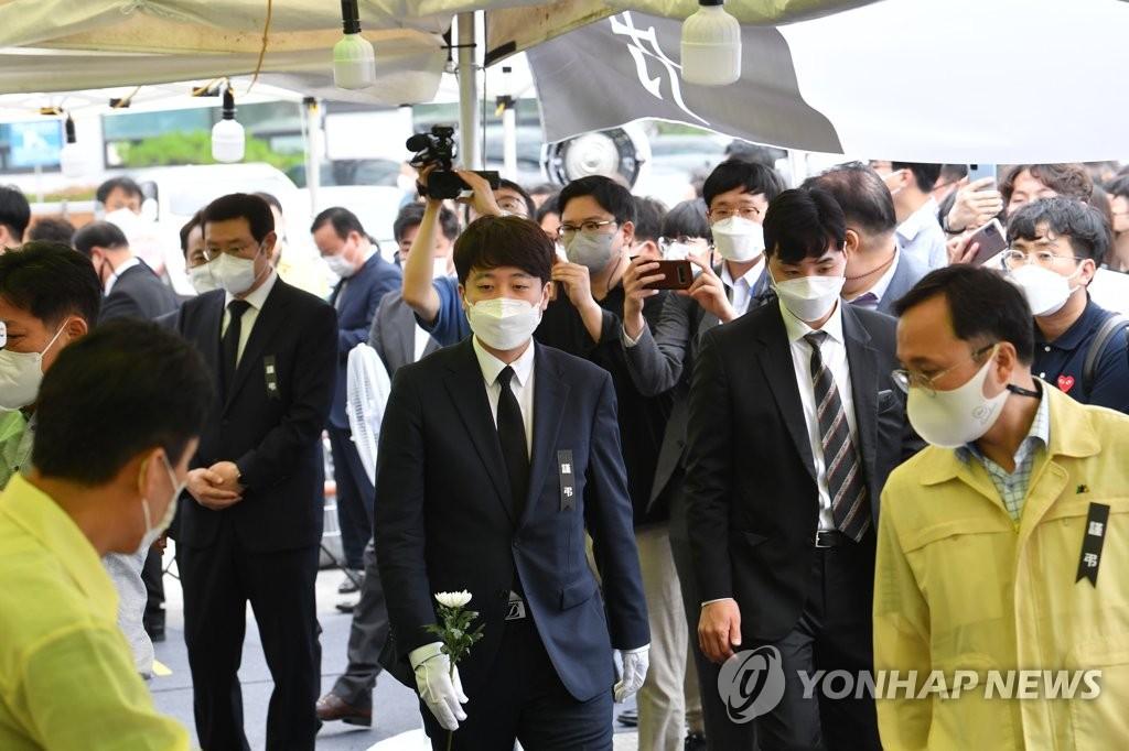 """'이준석 주연' 호남구애 시즌2…""""지역현안 촘촘히 챙긴다"""""""