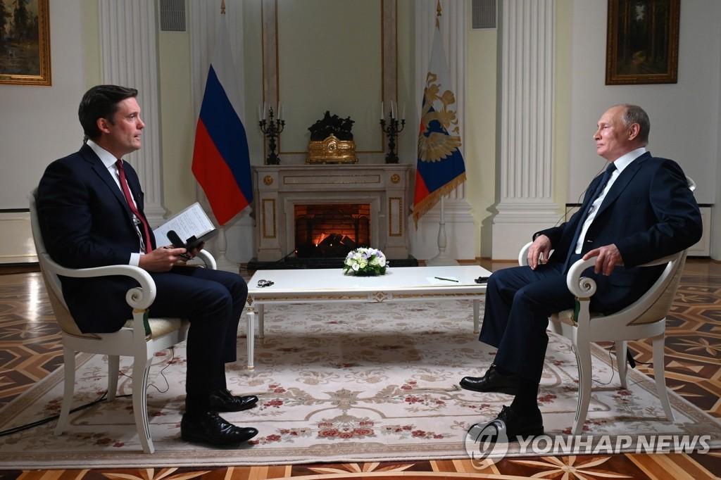 바이든·푸틴 첫 정상회담 앞두고 중·러 밀착 과시